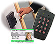Building door Access control fob entry; Kenilworth ILLINOIS 60043